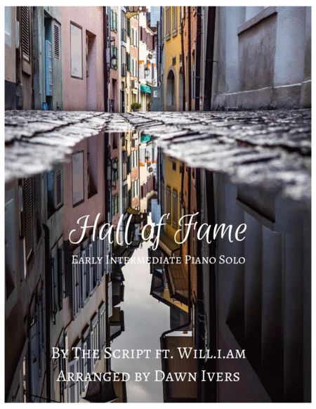 Hall Of Fame - Easy Piano Solo