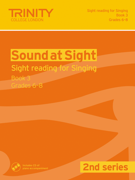Sound at Sight (2nd series) Singing book 3