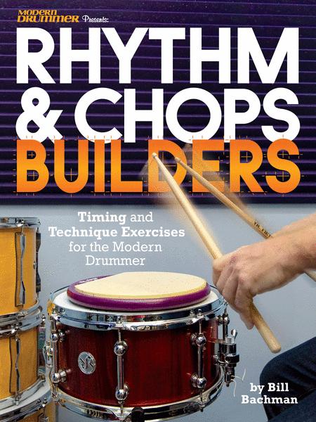 Modern Drummer Presents Rhythm & Chops Builders
