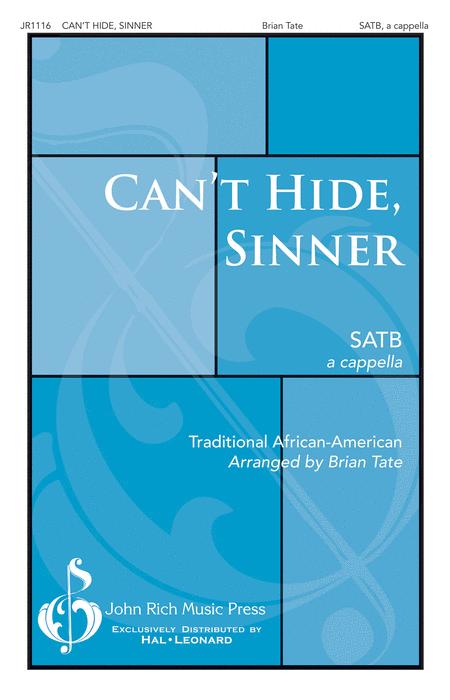 Can't Hide Sinner