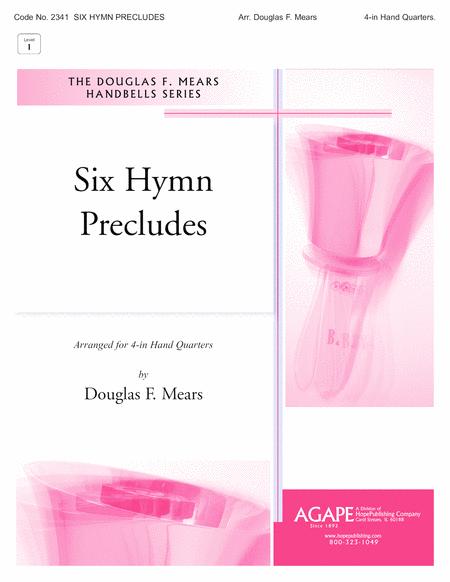 Six Hymn Preludes