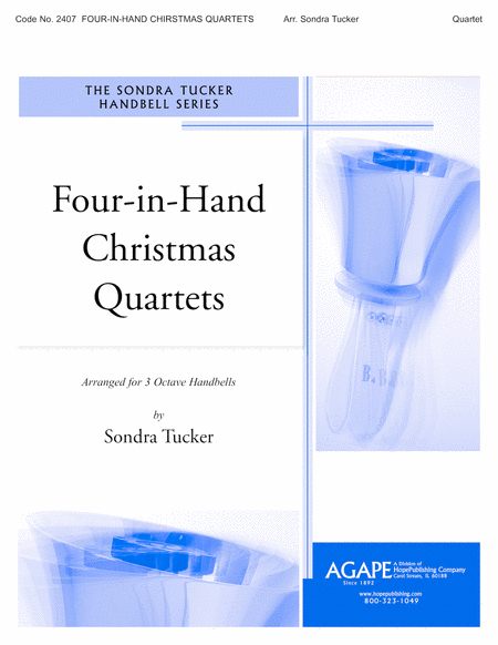 Four-In-Hand Christmas Quartets