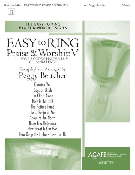 Easy To Ring Praise & Worship V