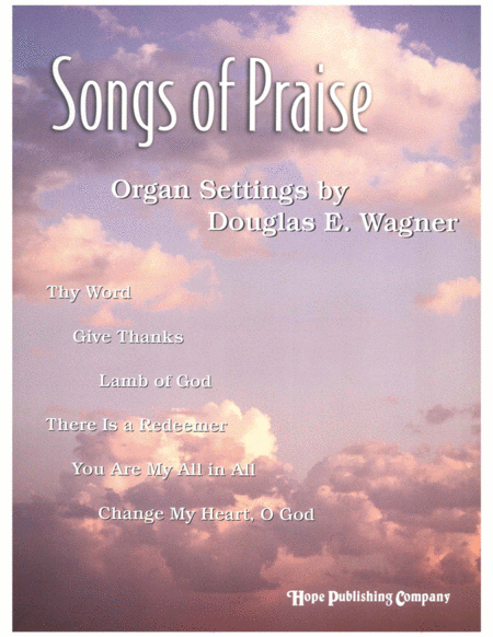 Songs of Praise for Organ