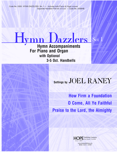 Hymn Dazzlers, Set 1