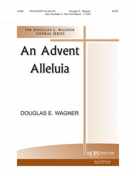 An Advent Alleluia