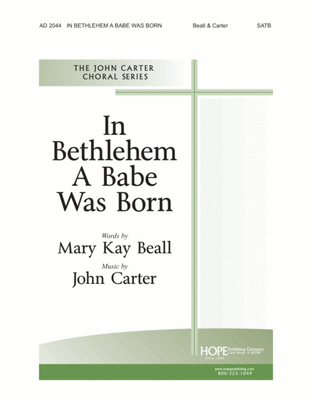 In Bethlehem a Babe Was Born