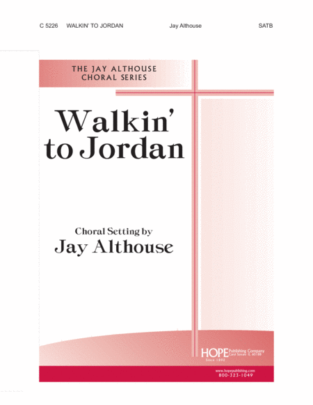 Walkin' to Jordan