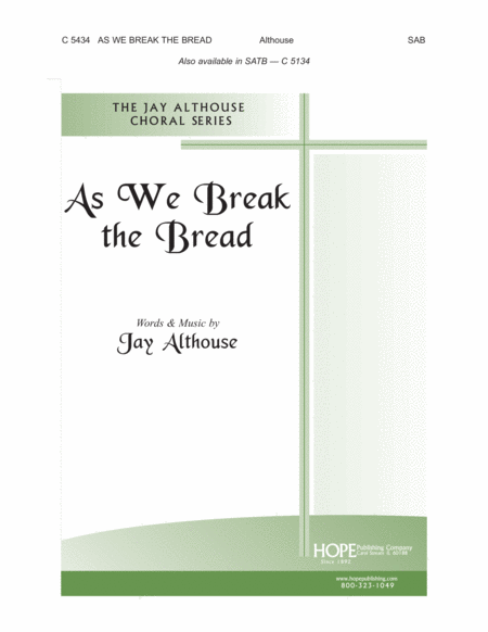 As We Break the Bread