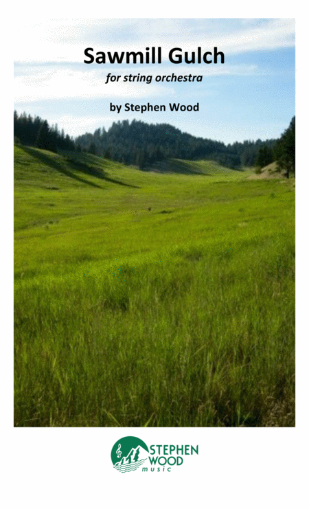 Sawmill Gulch for string orchestra - grade 3