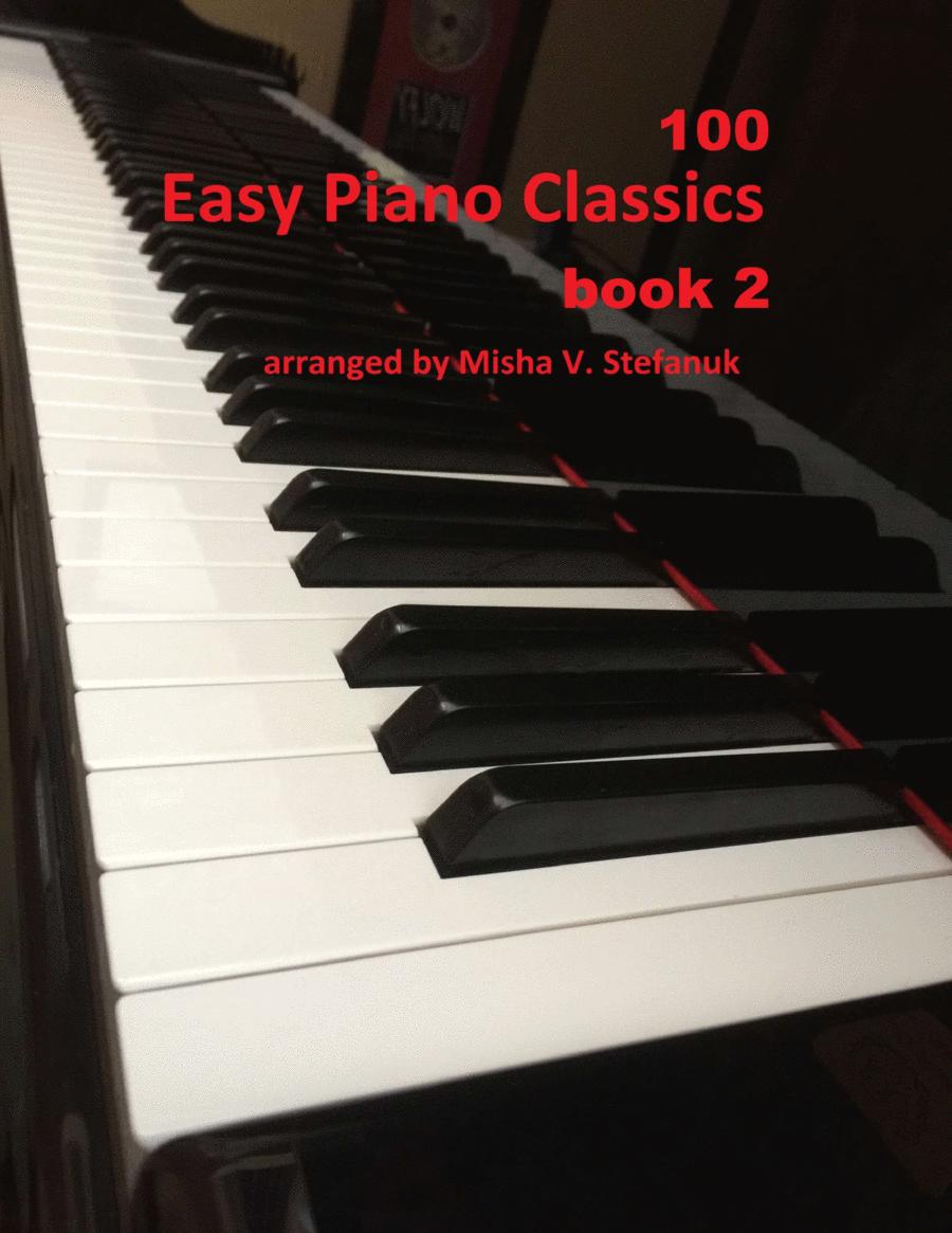 100 Easy Piano Classics Book 2