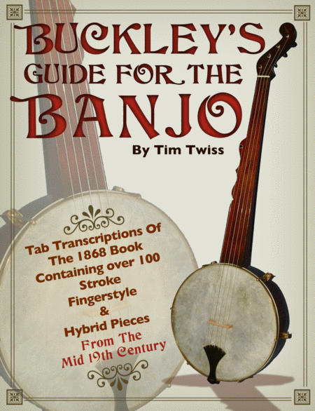 Buckley's Guide for the Banjo 1868