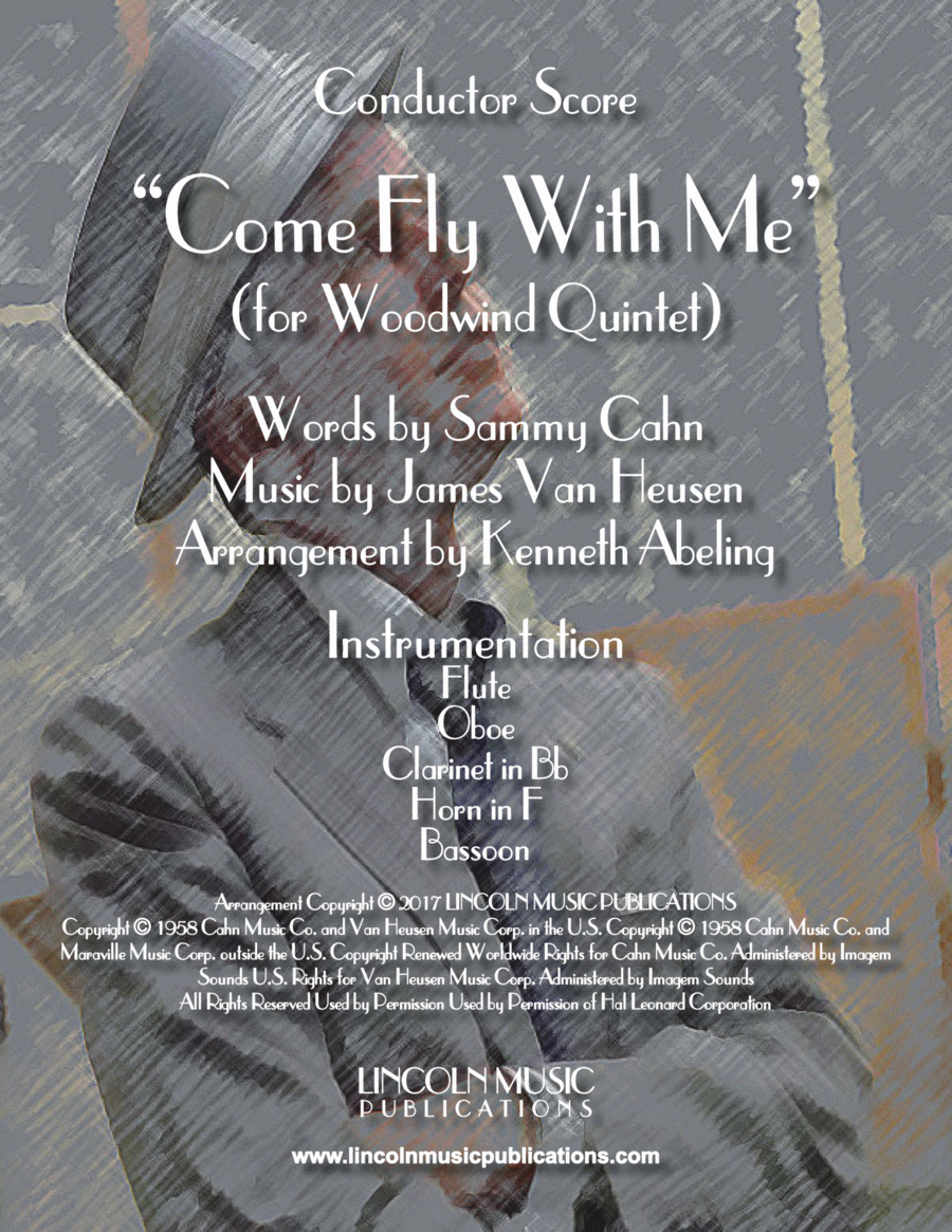 Come Fly With Me (for Woodwind Quintet)