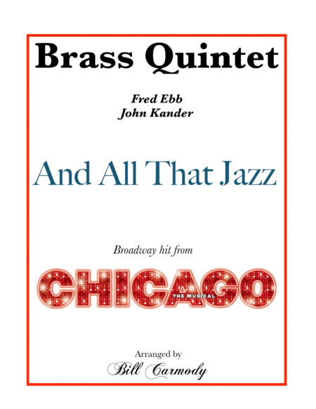 And All That Jazz
