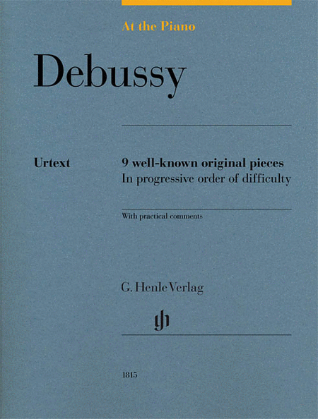 Debussy: At the Piano