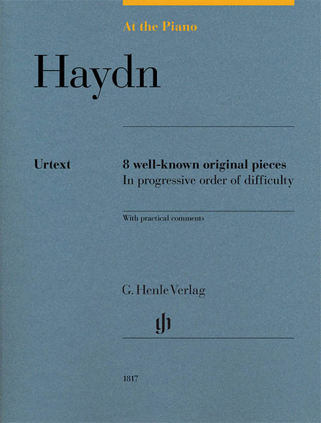 Haydn: At the Piano