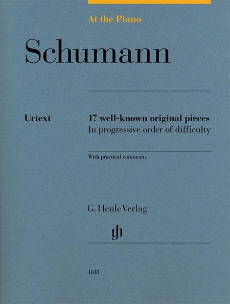 Robert Schumann: At the Piano