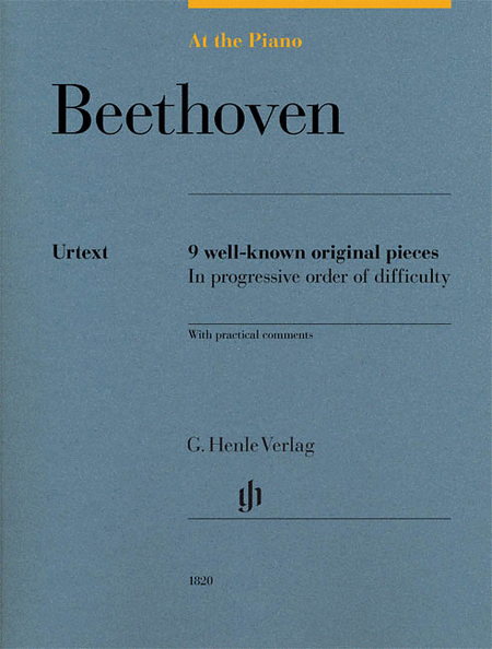 Beethoven: At the Piano