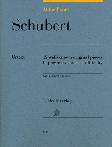 Schubert: At the Piano
