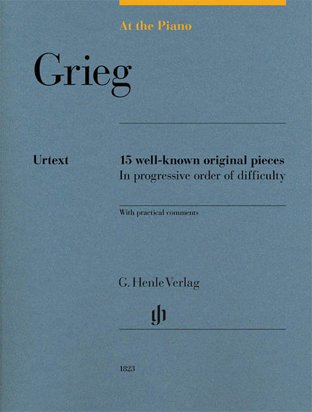 Grieg: At the Piano