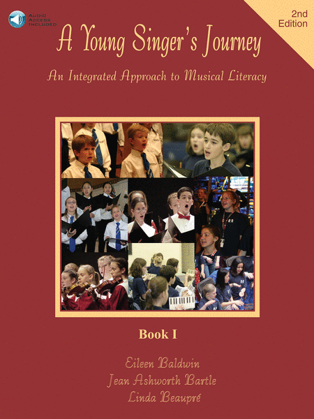 A Young Singer's Journey - Book I, 2nd Edition