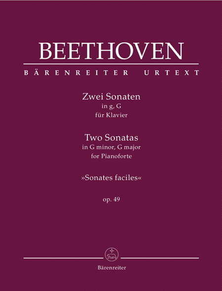 Two Sonatas for Pianoforte