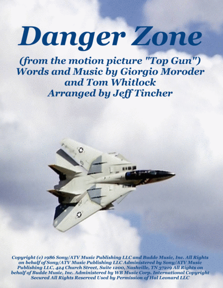 Danger Zone  from the Motion Picture TOP GUN