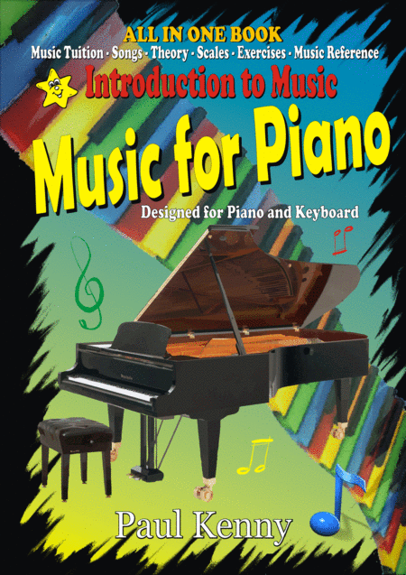 Introduction to Music - Learning Piano or Keyboard