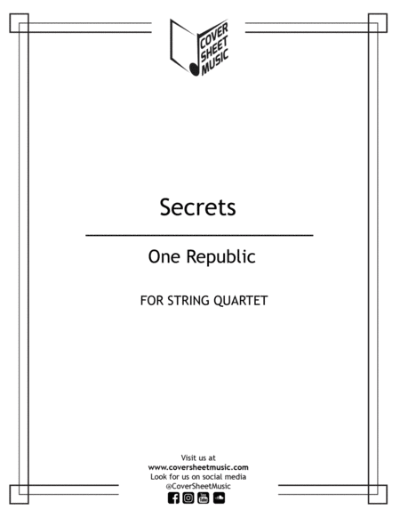 Secrets String Quartet