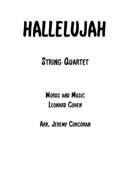Hallelujah for String Quartet
