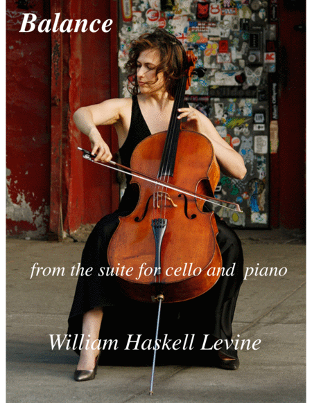 Balance - New Age Suite for Cello and Piano