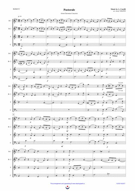 Pastorale (Christmas Concerto)