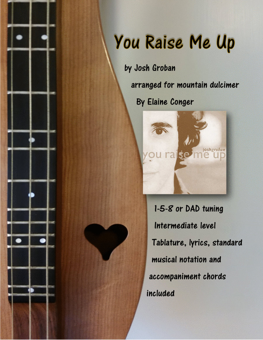 You Raise Me Up (solo)