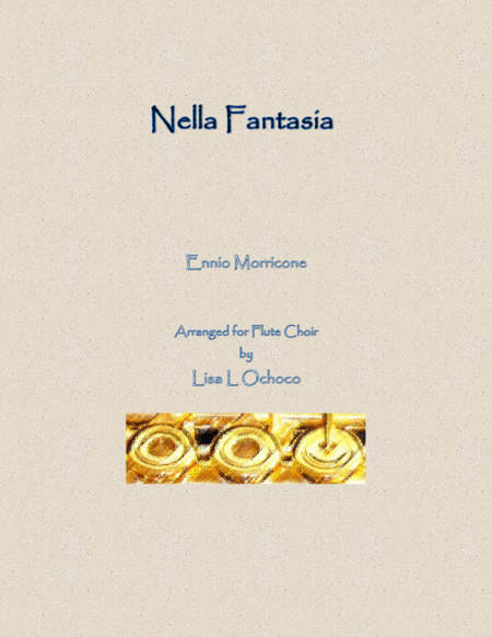 Nella Fantasia for Flute Choir