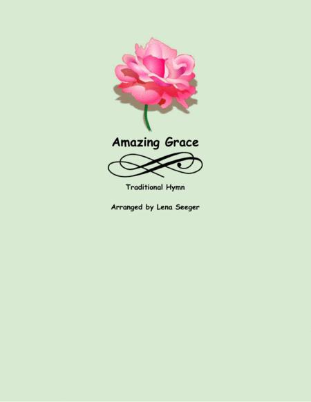 Amazing Grace (flute choir)