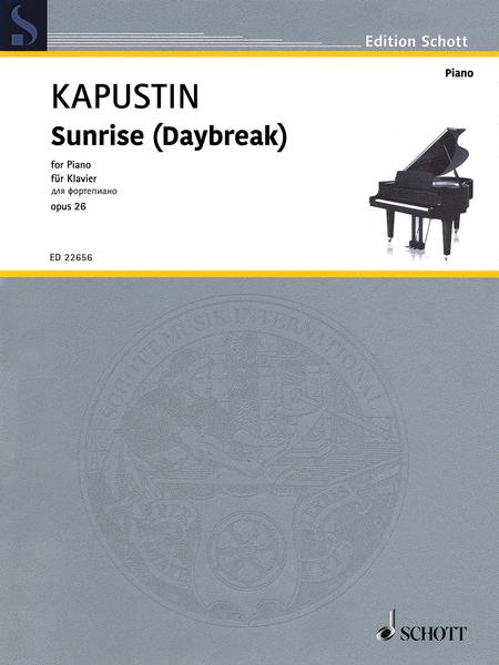 Sunrise (Daybreak), Op. 26