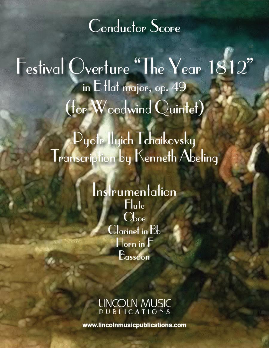 1812 Overture (for Woodwind Quintet)
