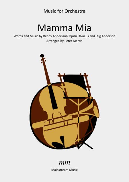 Mamma Mia - Orchestra