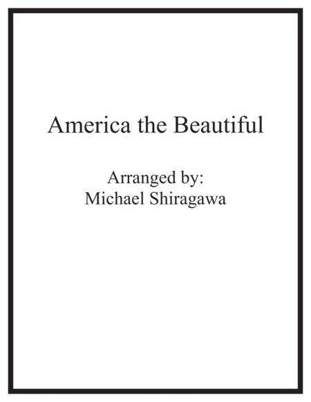 America the Beautiful - Violin solo