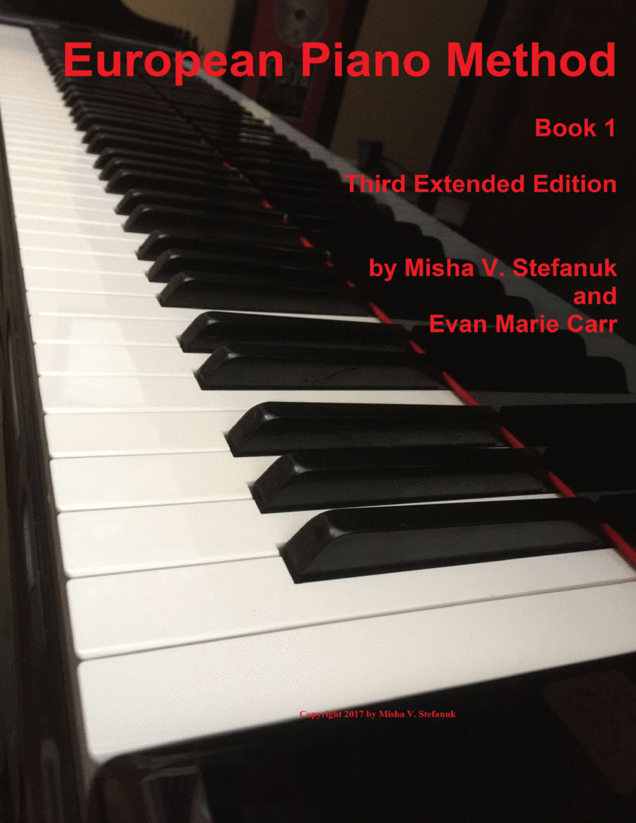 European Piano Method (Easy Piano Classics)