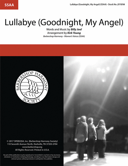 Lullaby (Goodnight My Angel)