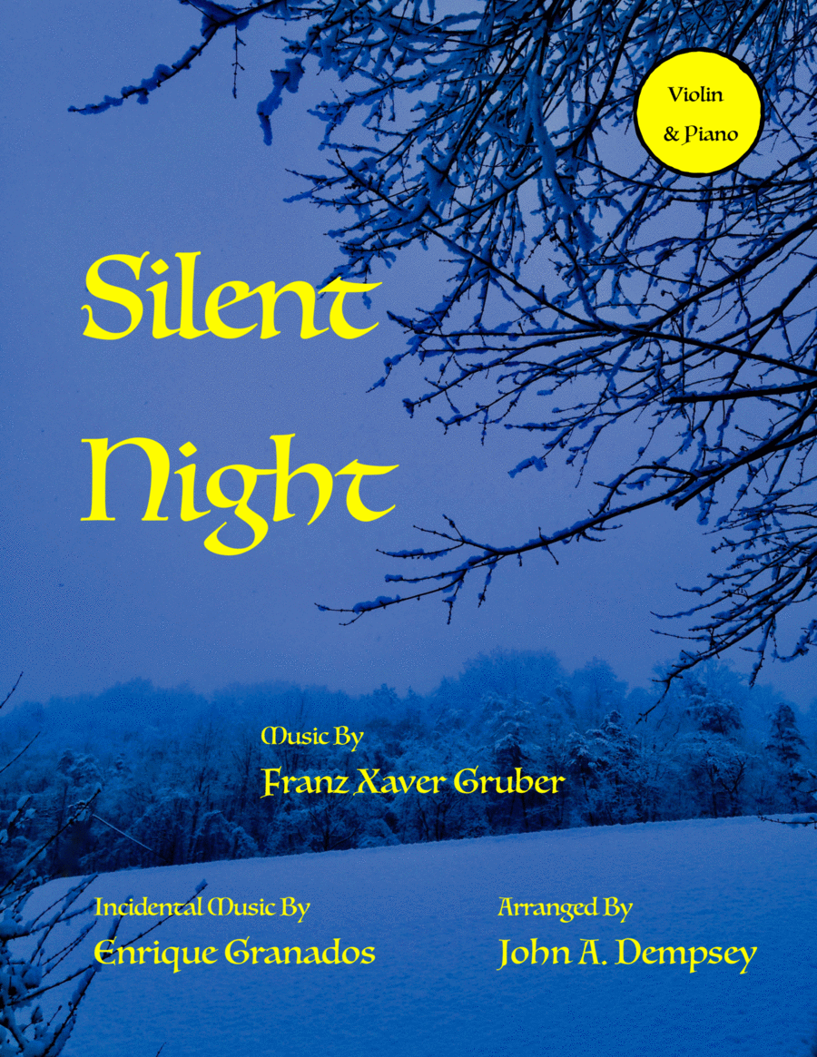 Silent Night (Violin and Piano Duet)