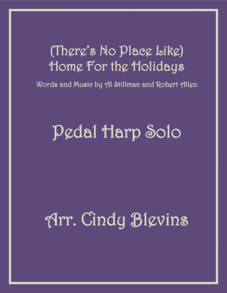 (There's No Place Like) Home For The Holidays, arranged for Pedal Harp