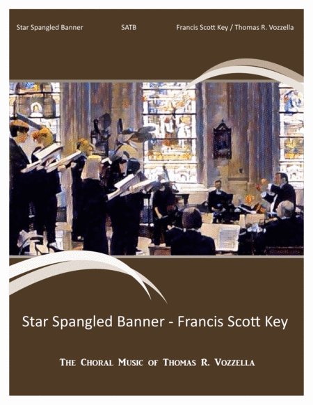 Star Spangled Banner (SATB)
