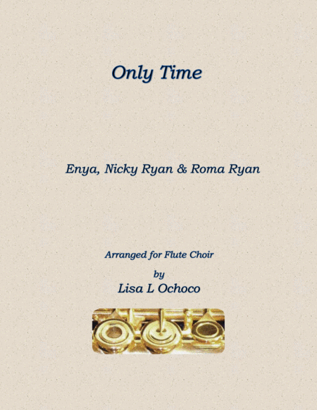 Only Time for Flute Choir