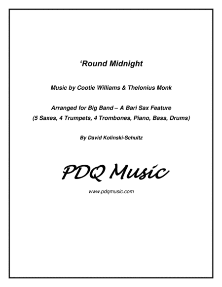 'Round Midnight - Big Band