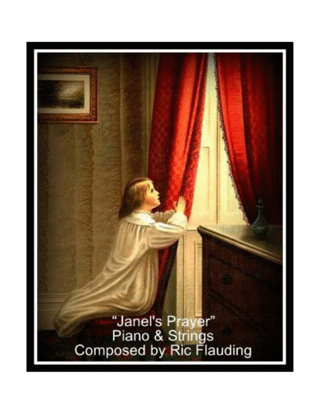 Janel's Prayer (Piano & Strings)
