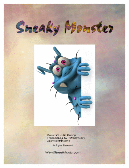 Sneaky Monster