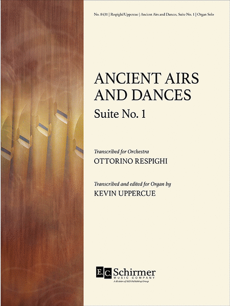 Ancient Airs and Dances, Suite No. 1