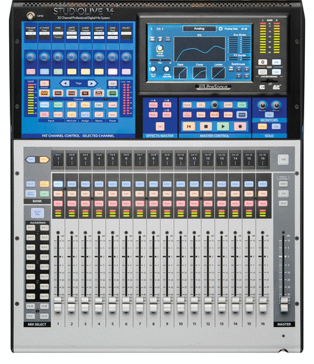 StudioLive® 16 (III Series)
